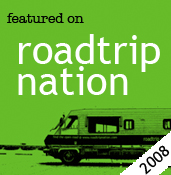 Road Trip Nation 2008 on PBS